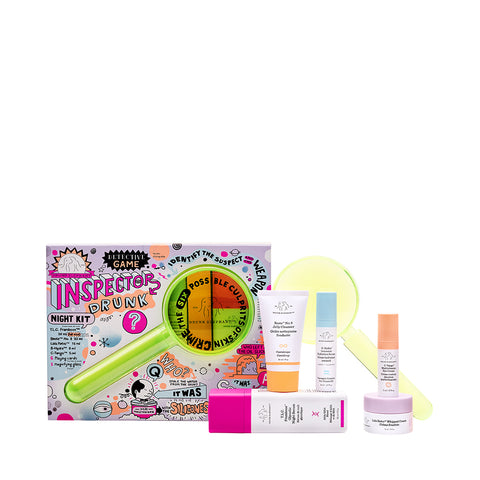 Inspector Drunk™ Night Kit - The Drunk Elephant Detective Game