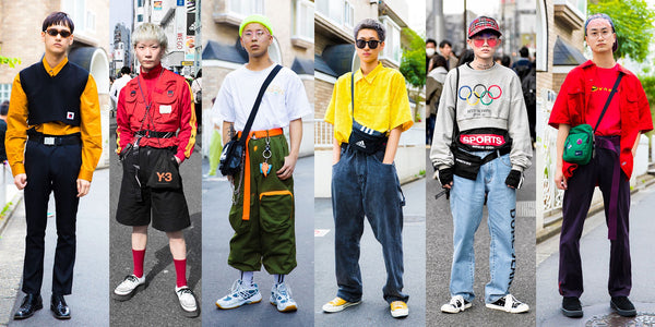 The History of Japanese Streetwear - PART I