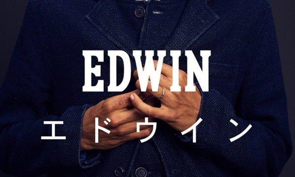 Edwin, The Dream Of Japanese Denim
