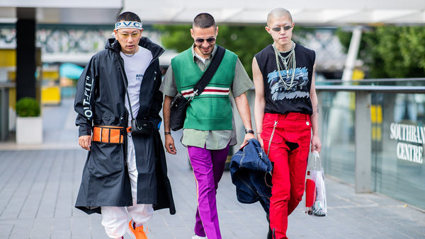 Streetwear: essential clothes and brands for men