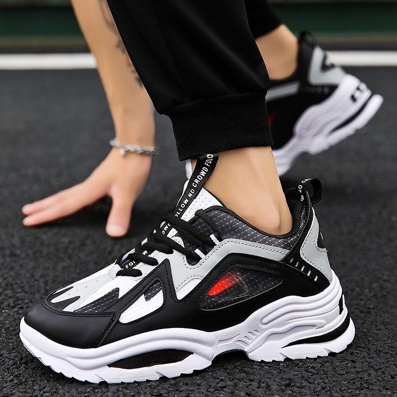 Men Casual Shoes Hot Sale High Quality Man Sneakers Comfortable Non-Slip Fashion Shoes Men Popular Breathable Women Flats Shoes