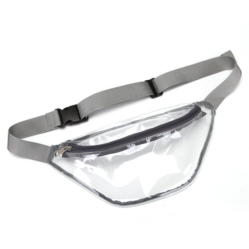 PVC Transparent Bumbag