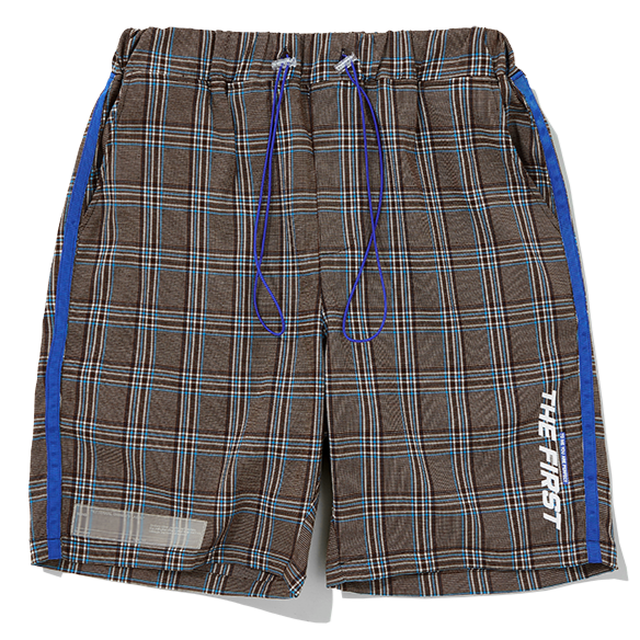 YH1 Plaid Shorts