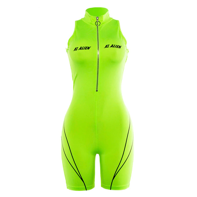 XL Alien Jumpsuit