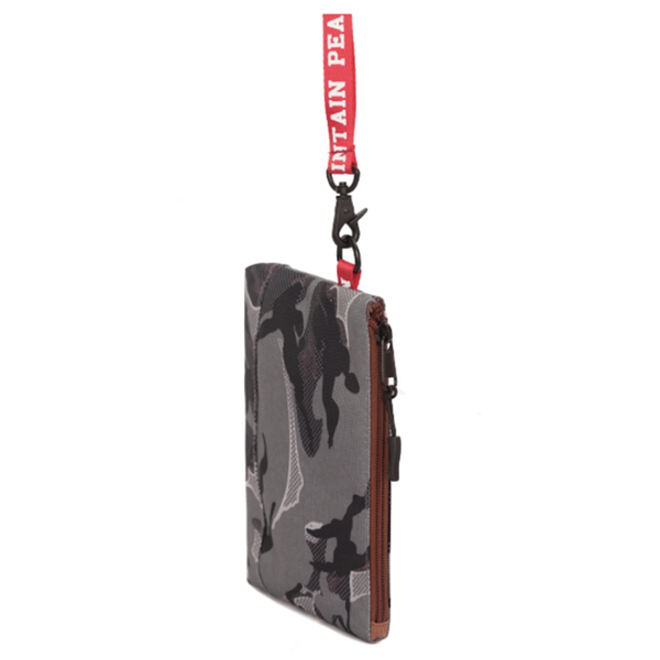 Maintain Peace Camo Wallet