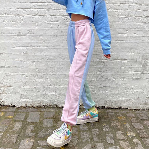 Cotton Candy Jogger