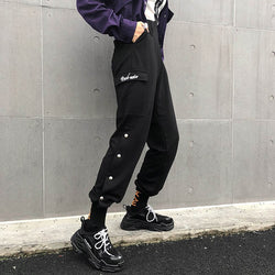 Rock More Jogger with Side Slits