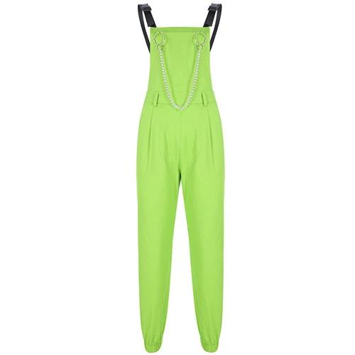 Jump In The Ring Jumpsuit
