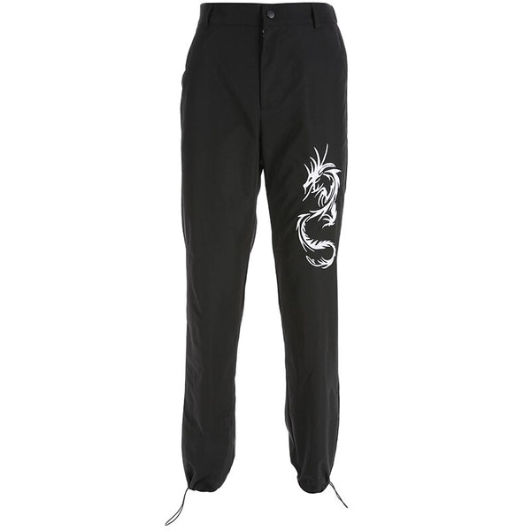 Black Dragon Jogger