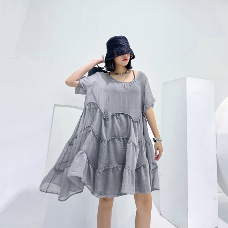 Tatakai Dress