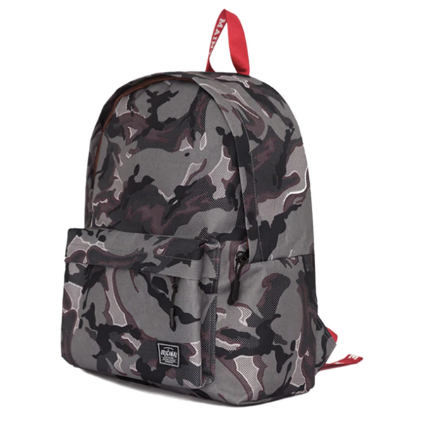 Camo Schoolboy Backpack