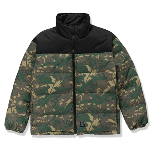 Behere Now Camo Parka