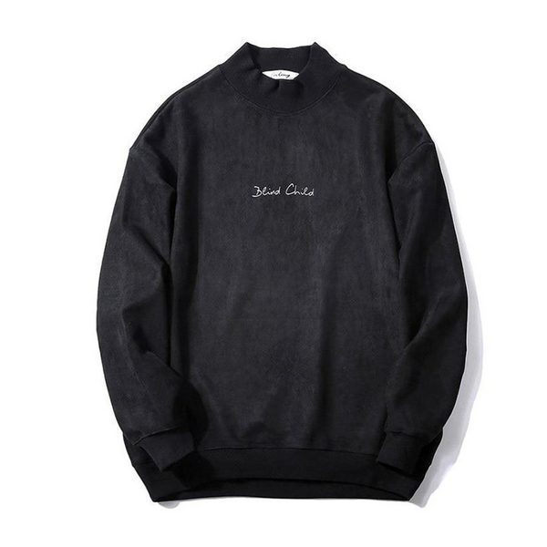 Blind Child Crewneck