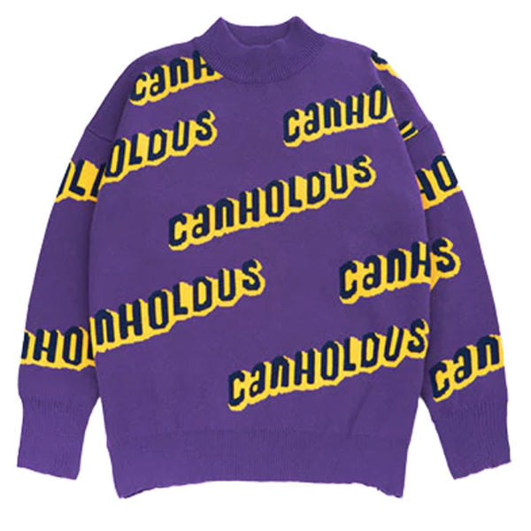 Canholdus Loose Pullover
