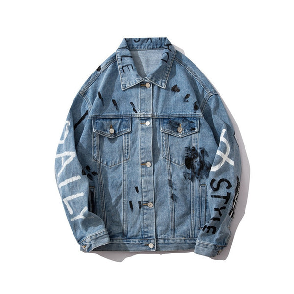 Blind Sight Denim Jacket