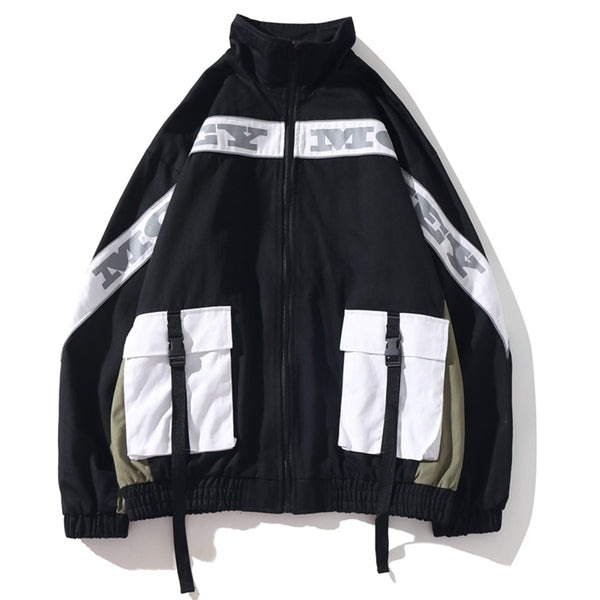 Double Money Windbreaker