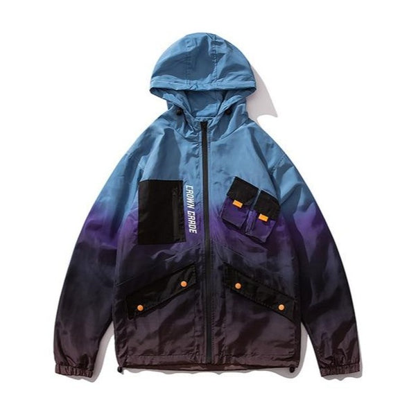 Crown Garde Windbreaker