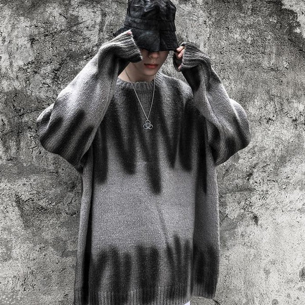 Chaotic Line Sweater