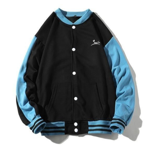 College Time Bomber Jacket