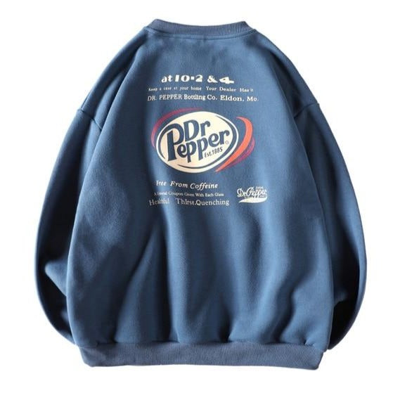 Dr Pepper Sweater