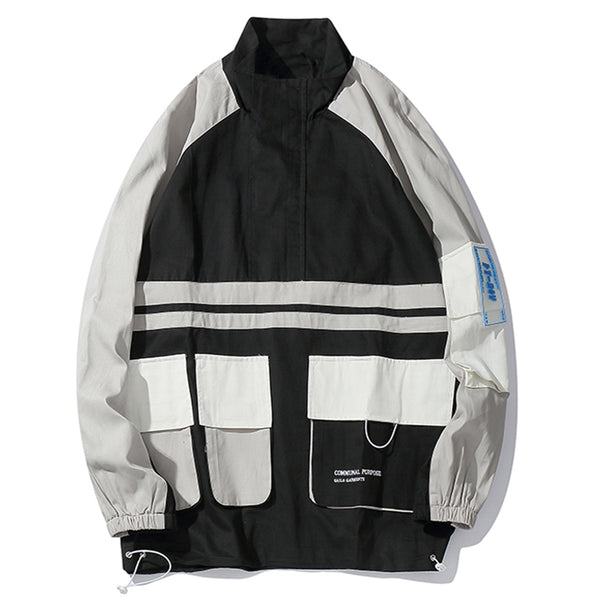 Straight Line Windbreaker