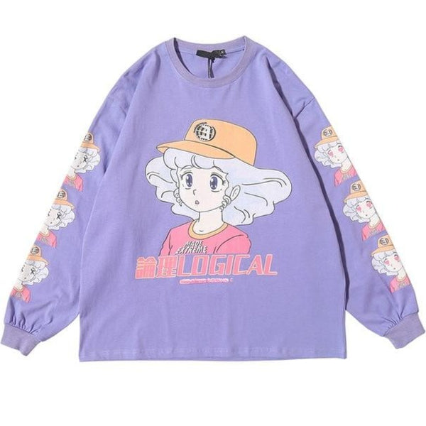 Anime Sweater
