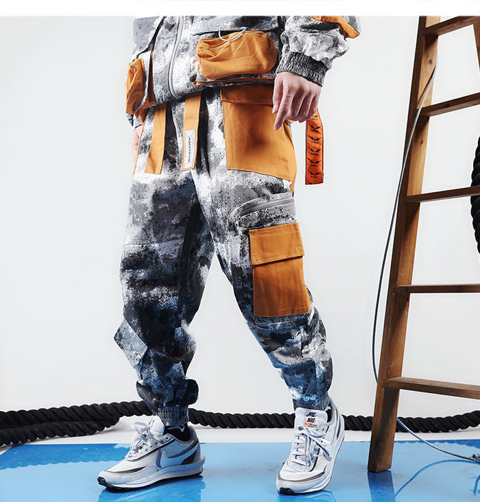 Military Camouflage Jogger