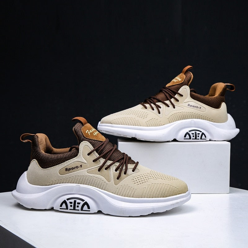 Chinese Emblem Sneakers