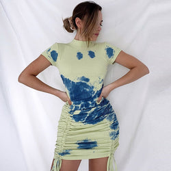 July Tie Dye Dress