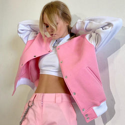 Popsicle Bomber Jacket