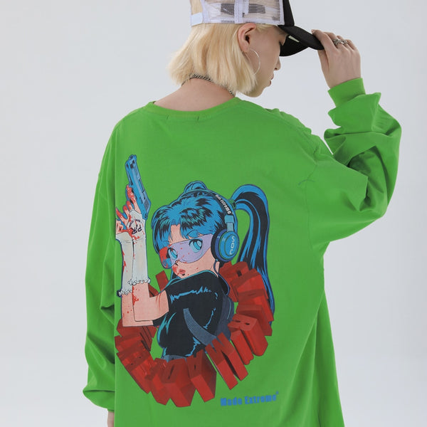Sailormoon Sweatshirt