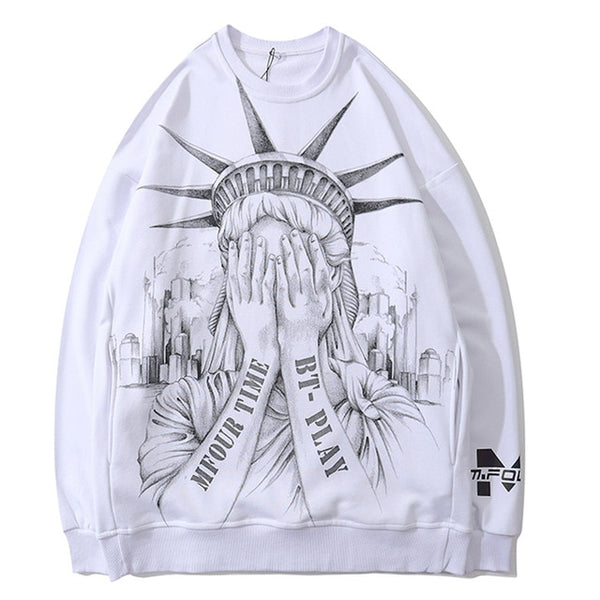 MFour Time Liberty Sweater