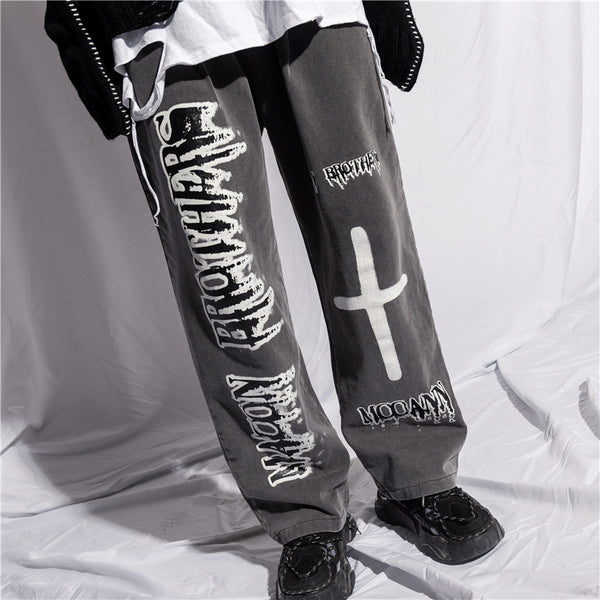 Cross Brothers Denim Pants