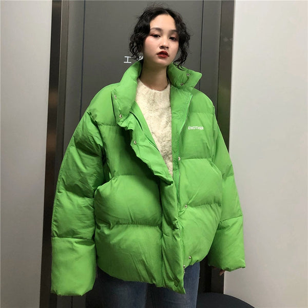 Another Puffer Parka
