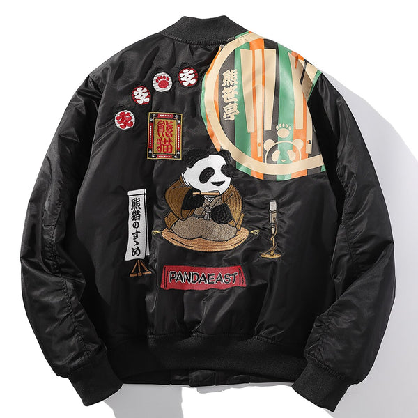 Panda East Bomber Jacket