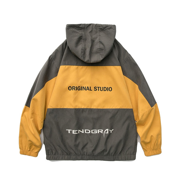 Endgray Windbreaker