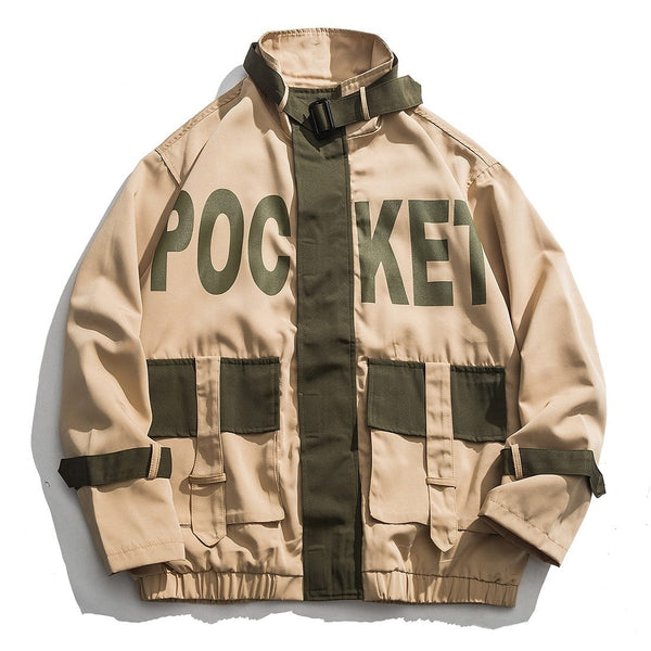Pockets Jacket