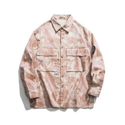 In The Army Camouflage Jacket