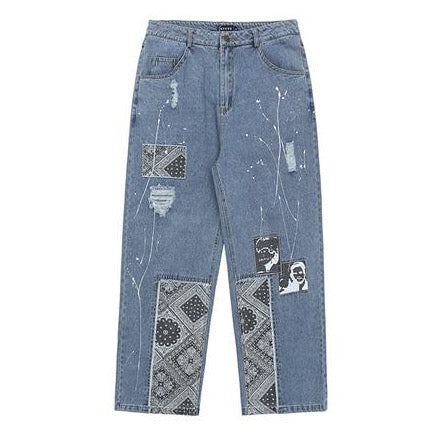 Am I Noble Denim Pants