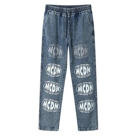 MCDN Denim Pants