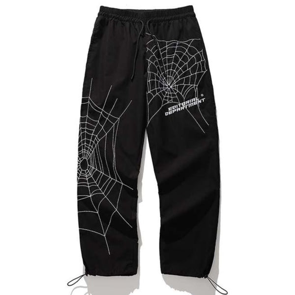 Spider Web Pants