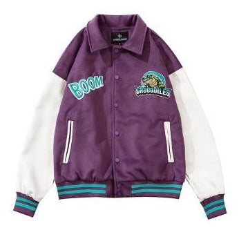 Crocodiles Jacket