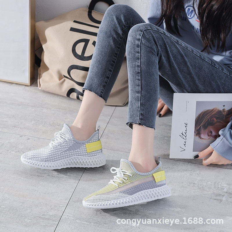 Futuristic Love Sneakers
