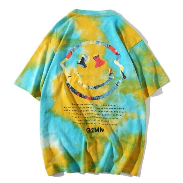 Distorted Smile Tee