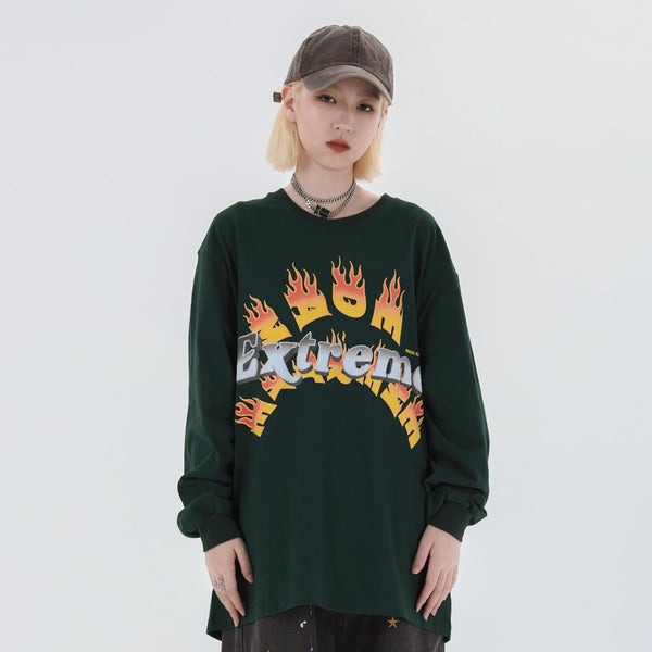 Flame Sweatshirt