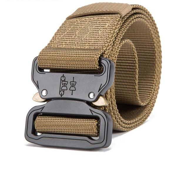 Tactical Military Belt