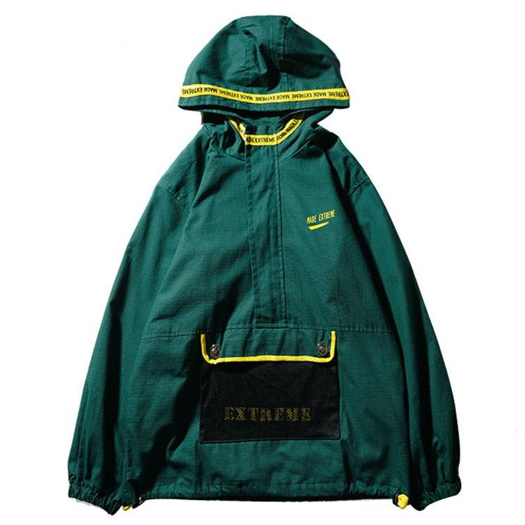 Made Extreme Windbreaker