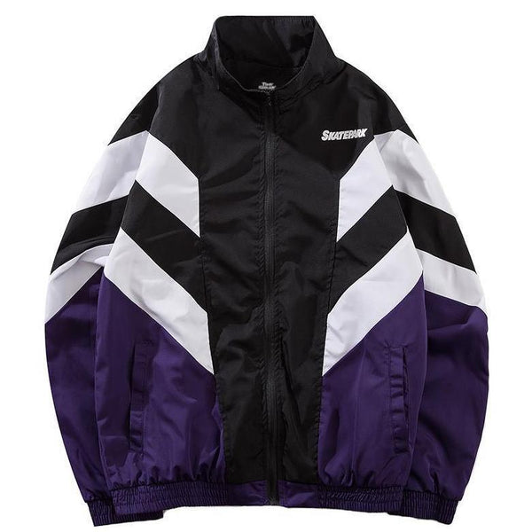 Retro Rider Windbreaker