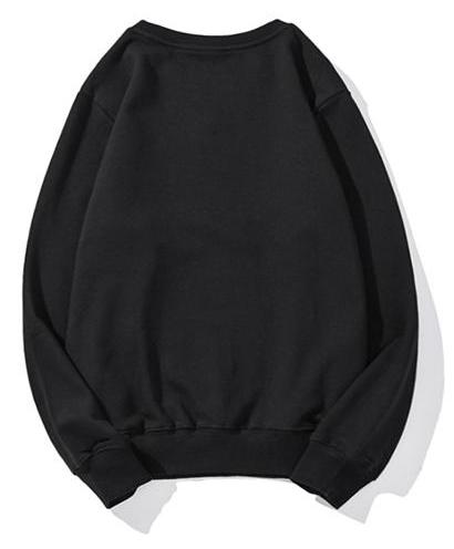 Virgin Mary black Sweatshirt