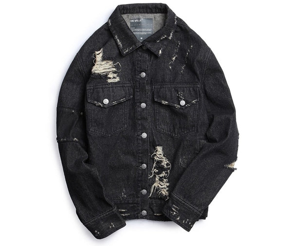 Sahara Denim Jacket